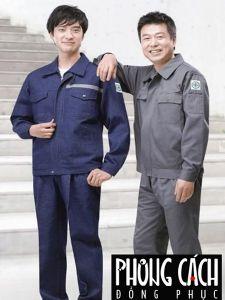 Đồng phục bảo hộ lao động 005