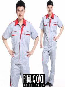 Đồng phục bảo hộ lao động 008