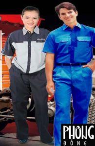 Đồng phục bảo hộ lao động 009