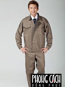 Đồng phục bảo hộ lao động 014