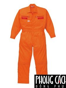 Đồng phục bảo hộ lao động mẫu 016