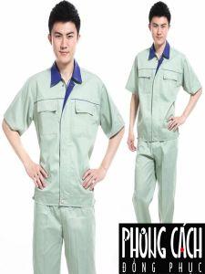Đồng phục công nhân 004