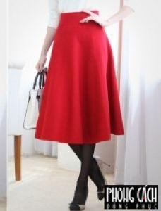 Chân váy chữ A 67