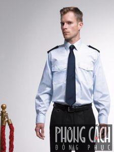 Đồng phục bảo vệ 011