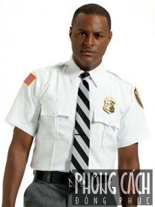 Đồng phục bảo vệ 012
