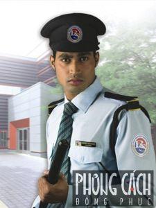 Đồng phục bảo vệ 013