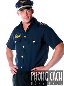 Đồng phục bảo vệ 016