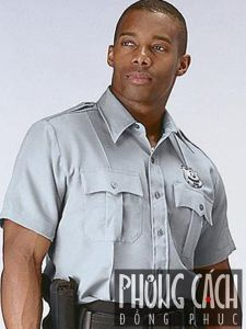 Đồng phục bảo vệ 017