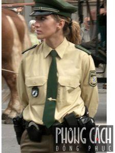 Đồng phục bảo vệ 018