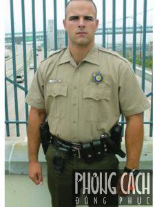 Đồng phục bảo vệ 020