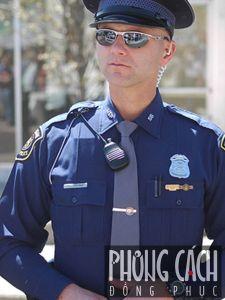 Đồng phục bảo vệ 021