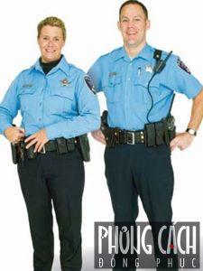 Đồng phục bảo vệ 026
