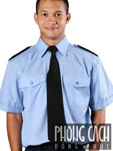 Đồng phục bảo vệ 027