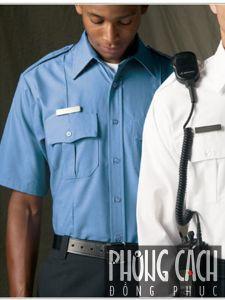 Đồng phục bảo vệ 028