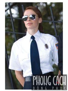 Đồng phục bảo vệ 029