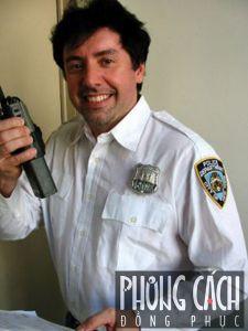 Đồng phục bảo vệ 031