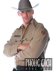 Đồng phục bảo vệ 032