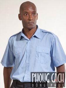Đồng phục bảo vệ 033
