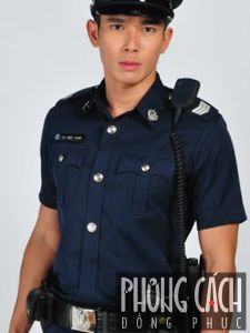 Đồng phục bảo vệ 034