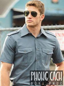 Đồng phục bảo vệ 039