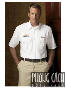 Đồng phục bảo vệ 040