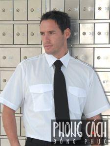 Đồng phục bảo vệ 041