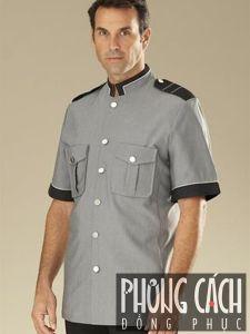 Đồng phục bảo vệ 043