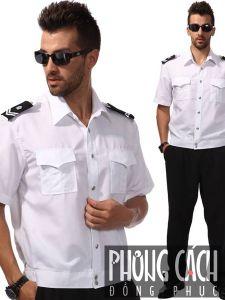 Đồng phục bảo vệ 044