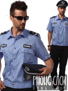 Đồng phục bảo vệ 046