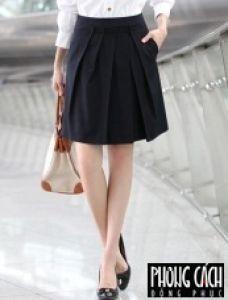 Chân váy công sỡ chữ A mẫu 41