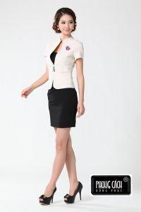 mẫu đồng phục công sở 23