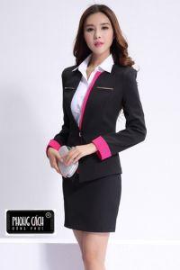 mẫu đồng phục công sở 12