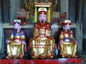 Tượng Vua Cha, Nam Tao Bắc Đẩu