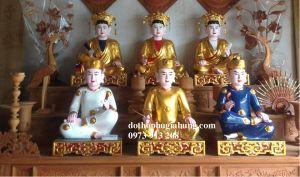 Tượng Quan Hoàng Mười, Hoàng bảy, Hoàng Bơ