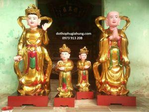 Tượng Kim Đồng, Ngọc Nữ