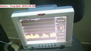 Monitor theo dõi bệnh nhân đa thông số GT10