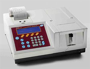 Máy xét nghiệm sinh hóa bán tự động  Prime Evolution