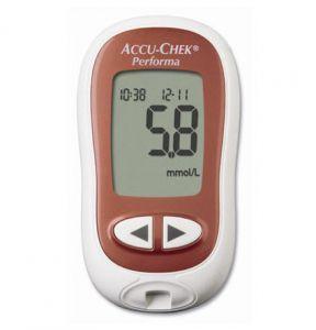 Máy đo đường huyết AccuChek Performa