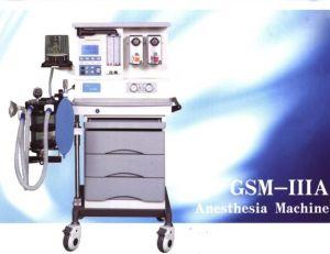 Máy gây mê kèm thở vòng mạch kín GSM-IIIA