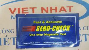 Test thử nhanh Serocheck (Giá rẻ nhất)