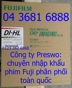 Phim XQuang Fuji DI-HL 25x30 cm