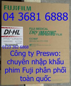 Phim Xquang Fuji DI-HL 26x36cm