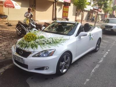 Lexus IS 250 Xe Cưới Cao Cấp, Sang Trọng ( Nội thành)