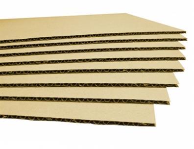 Giấy carton 3 lớp sóng B
