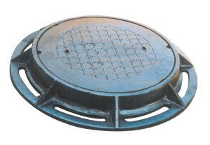 Nắp hố ga thu thân tròn