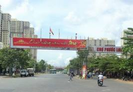 Đường 15B Nguyễn Lương Bằng Nâng Cấp Mở Rộng Tới Dự Án Era Town