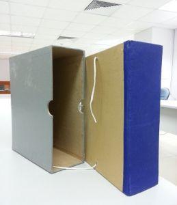 Hộp lưu trữ hồ sơ loại sơn màu