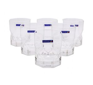 Bộ 6 cốc Luminarc Octime 300ml - J7925
