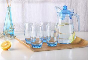 Bộ bình nước thủy tinh