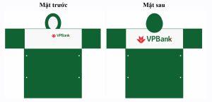 Áo mưa ngân hàng VPBank